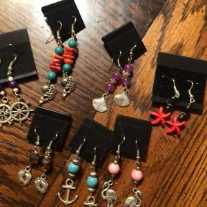 NWOT. Earrings. Inventory clearance.